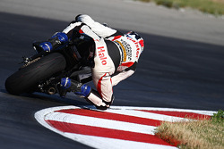 Samedi, qualifications Sportbike à Daytona