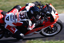 #133 Witchkraft Racing, Yamaha YZF-R6: Kyle Wyman