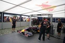 Red Bull Racing F1-Car