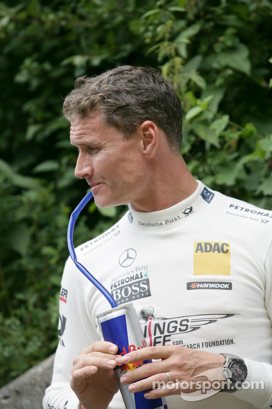 David Coulthard, Mücke Motorsport, AMG Mercedes C-Klasse 2008