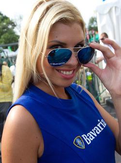 Bavaria girl