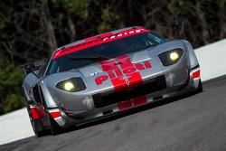 David Robertson and Andrea Robertson, Doran Ford GT