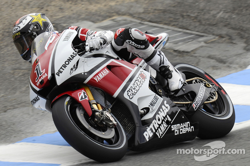 2011 - Yamaha (MotoGP) - 50 aniversario Yamaha