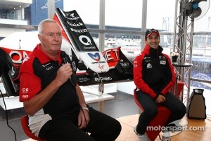 John Booth, Marussia Virgin Racing Sporting Director, Timo Glock, Marussia Virgin Racing extends his contract with Virgin Racing