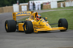 Martin Donnelly, Lotus Lamborghini 102