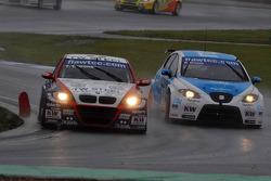 Tom Coronel, BMW 320 TC, ROAL Motorsport y Pepe Oriola, Sunred SR Leon 1.6T, Sunred Engineering