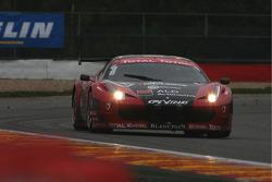 Vita4One Ferrari 458 Italia : Matteo Bobbi, Frank Kechele, Giacomo Petrobelli