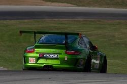 #34 Green Hornet/ Black Swan Racing Porsche 911 GT3 Cup: Peter LeSaffre, Andrew Davis