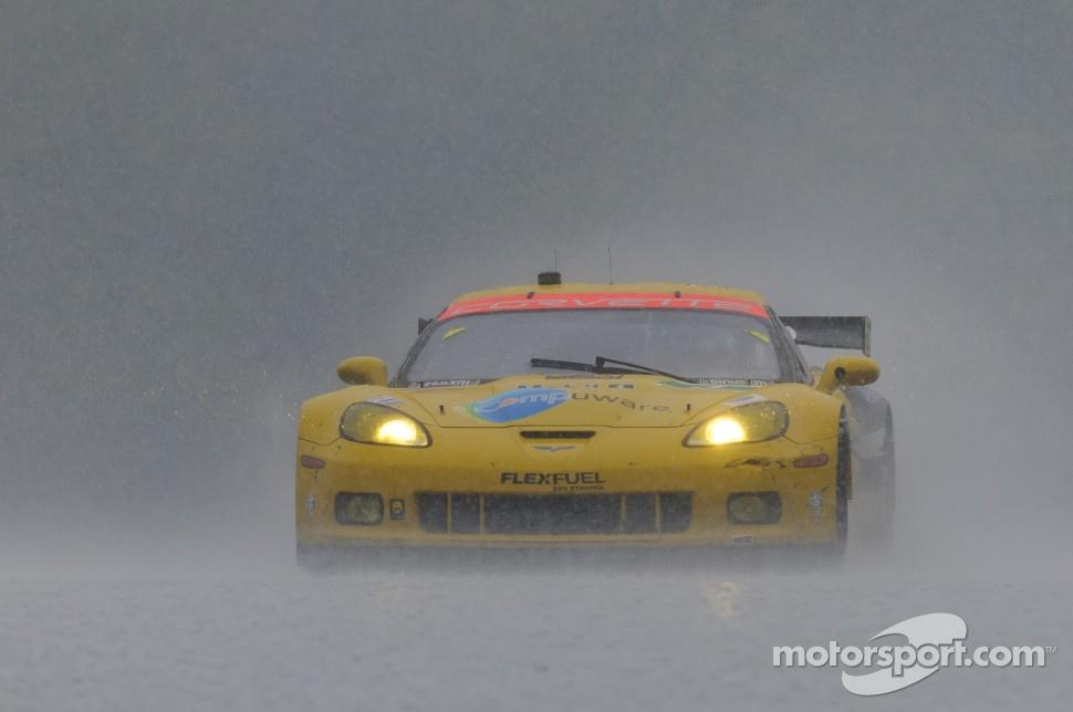 2011 Mid-Ohio: Racing in the rain
