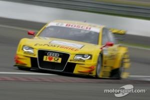 Mike Rockenfeller (27/D), E-POSTBRIEF Audi A4 DTM #9 (Audi Sport Team Abt Sportsline)