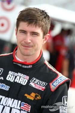 J.R. Hildebrand, Panther Racingç