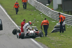 Pipo Derani, Prema Powerteam, Dallara Mercedes, Carlos Munoz, Signature, Dallara F308 Volkswagen