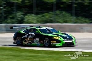 #98 JaguarRSR Jaguar XKR: P.J. Jones, Rocky Moran Jr.