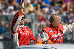 Maryeve Dufault, Dodge and Derrike Cope, Chevrolet