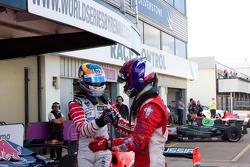 Robert Wickens and Alexander Rossi