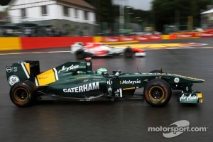 Team Lotus will be renamed Caterham F1 Team next year.