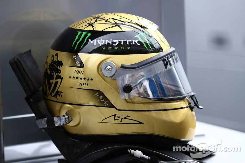 2011 Spa-Francorchamps - Mercedes