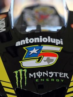Moto de Colin Edwards, Monster Yamaha Tech 3