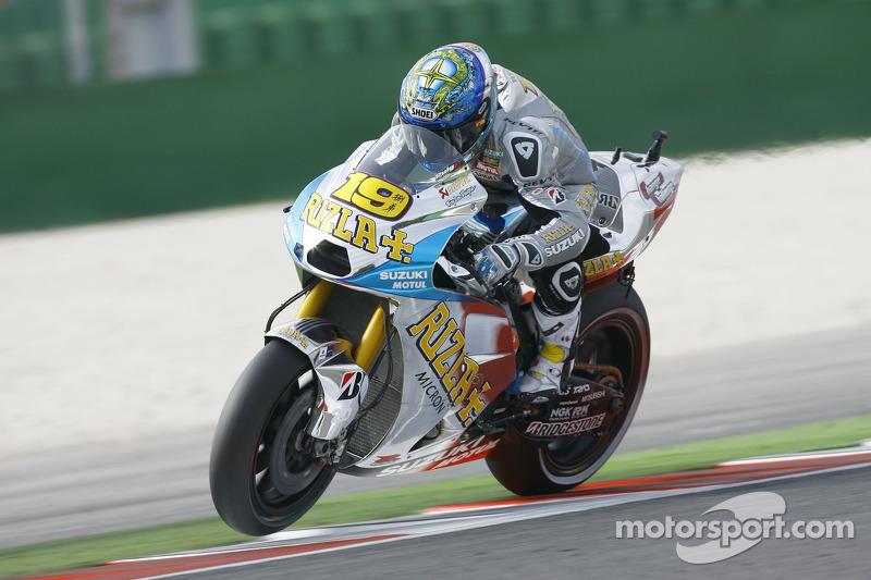 Alvaro Bautista, Suzuki - San Marino GP 2011