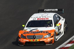 Ralf Schumacher, HWA AG, Mercedes AMG C-Klasse 2009