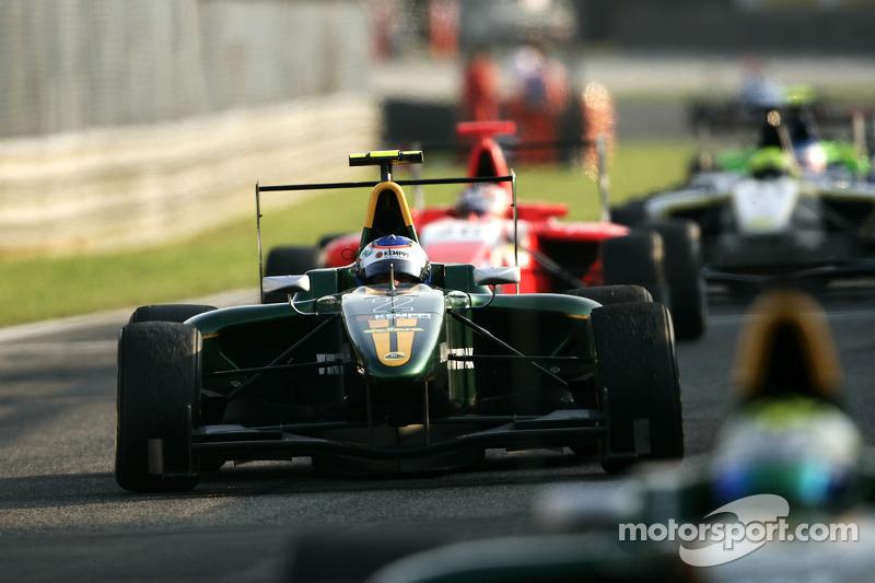Le moins de pole positions en une saison pour un Champion