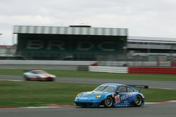 #63 Proton Competition Porsche 911 RSR: Gianluca Roda, Patrick Long