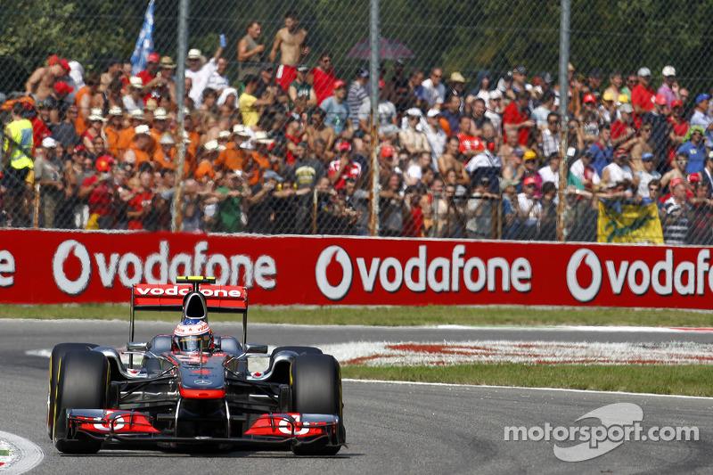 2011 - McLaren MP4-26 (moteur Mercedes)