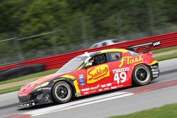 #49 Team Sahlen Mazda RX-8: Joe Nonnamaker, Joe Sahlen