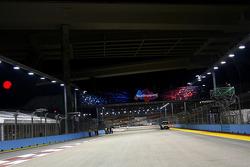 Atmosphère de la piste