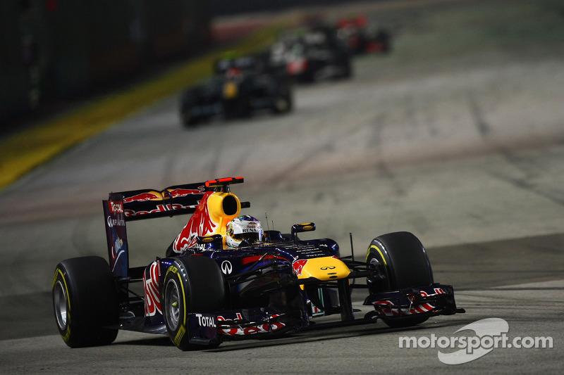 2011 - Себастьян Феттель, Red Bull
