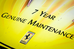 #27 Ferrari of Houston Ferrari 458 Challenge detail