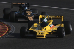 #16 Richard Barber, Fittipaldi F5A