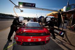 #62 CRS Racing Ferrari F430: Pierre Ehert, Tim Mullen, Roger Wills