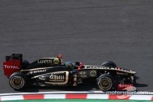 Bruno Senna, Renault F1 Team