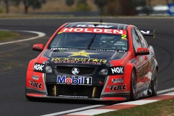 #2 Toll Holden Racing Team: Garth Tander, Nick Percat