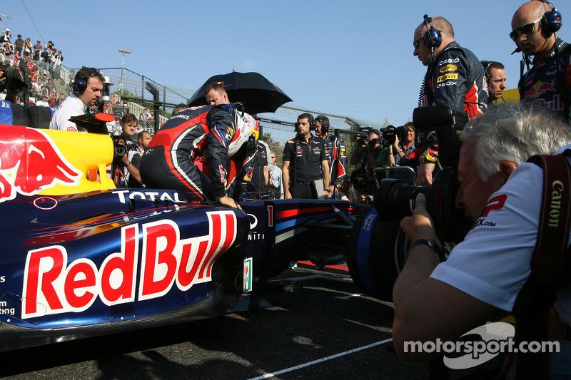 El Red Bull de 2011: 'Kinky Kylie'
