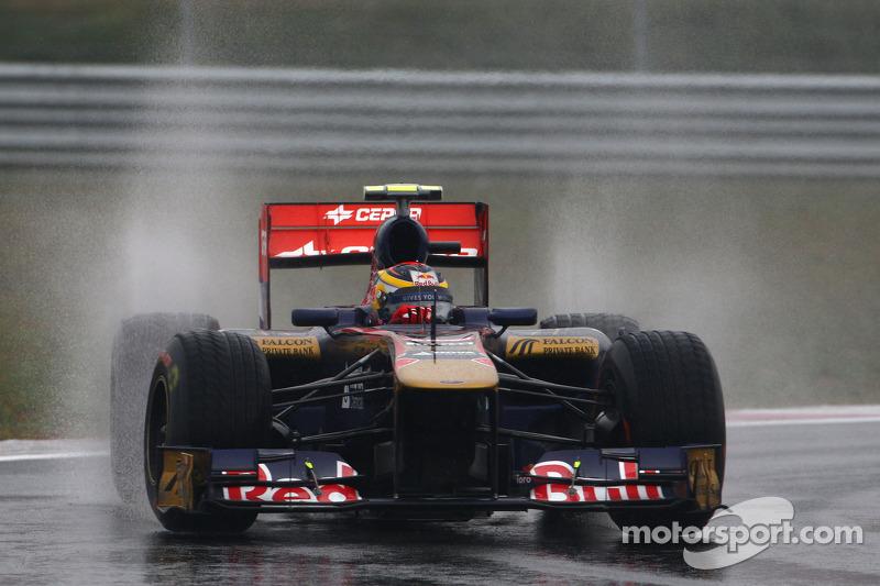 Jean-Eric Vergne, Test Driver, Scuderia Toro Rosso