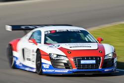 #23 United Autosport Audi R8 LMS: Zak Brown/Matthew Bell