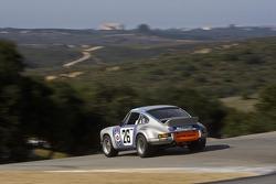 #26 Brad Hooks, 1973 Porsche 3.0 RSR