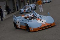 #1 Brian Redman, 1971 Porsche 908/3