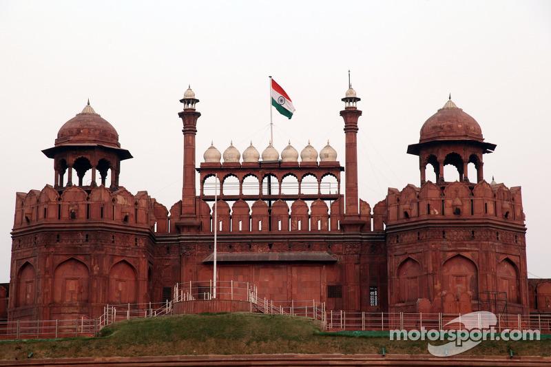 India atmosphere
