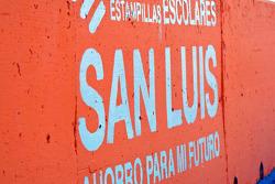 San Luis area