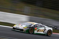 #86 JLOC Lamborghini RG-3: Yuya Sakamoto
