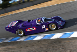 Mark Hotchkis pilots the 1986 J. Hotchkis Porsche 962