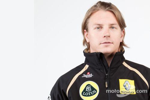 Kimi Raikkonen F1'e geri dönüyor