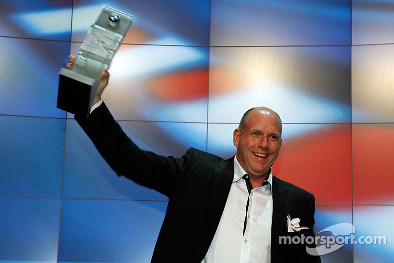 Paul Dalla Lana wins BMW Sports Trophy