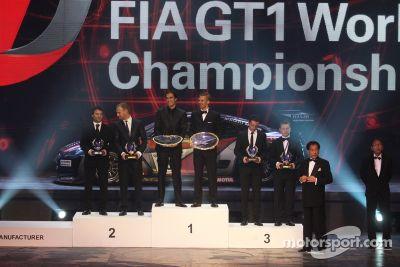 FIA Gala prize giving ceremony, New Delhi, India