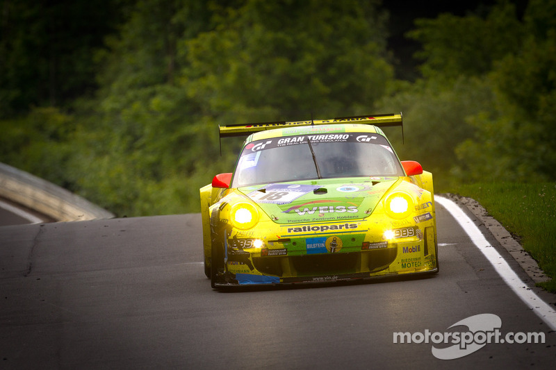 2011: #18 Manthey Racing, Porsche 911 GT3 RSR