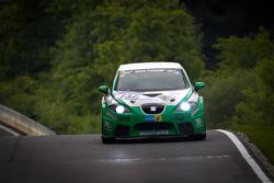 #137 Seat Leon Supercopa: Raphael Hundeborn, Nils Berger
