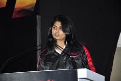 Anjana Reddy, Director, Machdar Motorsports